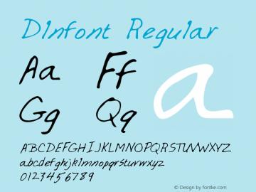 Dlnfont Altsys Metamorphosis:3/3/95 {DfLp-URBC-66E7-7FBL-FXFA}图片样张