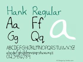 Hank Altsys Metamorphosis:12/7/94 {DfLp-URBC-66E7-7FBL-FXFA}图片样张