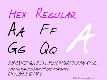 Hex Altsys Metamorphosis:3/2/95 {DfLp-URBC-66E7-7FBL-FXFA}图片样张