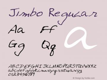 Jimbo Altsys Metamorphosis:3/2/95 {DfLp-URBC-66E7-7FBL-FXFA}图片样张