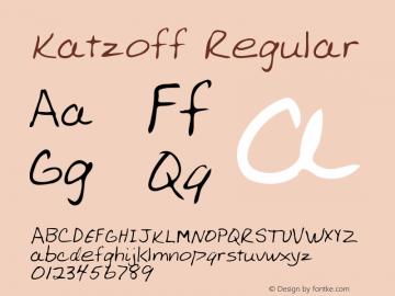 Katzoff Altsys Metamorphosis:2/27/95 {DfLp-URBC-66E7-7FBL-FXFA}图片样张