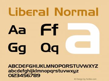 LiberalNormal Altsys Fontographer 3.3-J99.3.5 {DfLp-URBC-66E7-7FBL-FXFA}图片样张