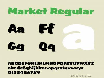 Market Regular Version 1.000;PS 001.001;hotconv 1.0.38 {DfLp-URBC-66E7-7FBL-FXFA}图片样张
