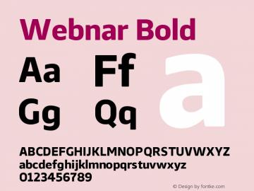 Webnar-Bold Version 1.000;PS 001.000;hotconv 1.0.70;makeotf.lib2.5.58329;com.myfonts.easy.northernblock.webnar.bold.wfkit2.version.4nTG图片样张