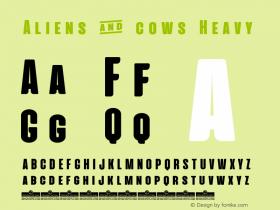 Aliens & cows Heavy Version 2.010图片样张