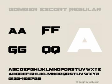 Bomber Escort Version 1.0; 2020图片样张