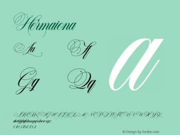 Hermaiona Version 001.000图片样张