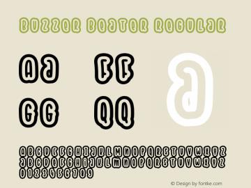 BuzzerBeater-Regular Version 001.001图片样张
