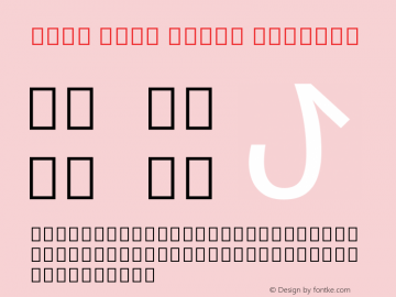 Noto Sans Bamum Regular Version 2.000;GOOG;noto-source:20181019:f8f3770图片样张