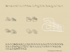 Erectlorite Light Regular 1.0 Font Sample