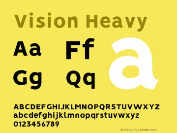 Vision Heavy 1.0图片样张