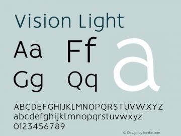 Vision Light 1.0图片样张