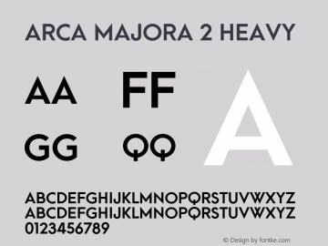 ArcaMajora2-Heavy 2.0图片样张