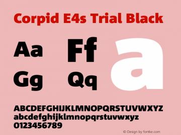 Corpid Black Version 2.001图片样张