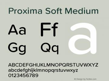 ProximaSoft-Medium Version 1.005 | w-rip DC20181225图片样张