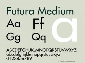 Futura 001.002图片样张