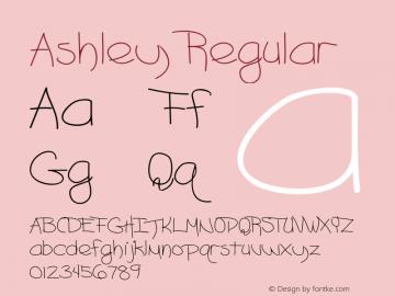 Ashley 001.001图片样张