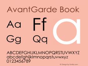 AvantGarde Book 17: 23751图片样张