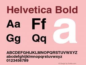 Helvetica-Bold 001.007图片样张