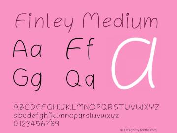 Finley Version 001.000图片样张