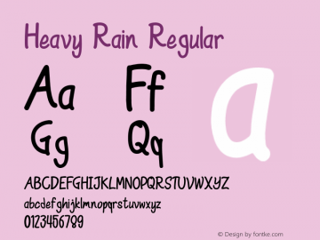 Heavy Rain Version 1.000图片样张