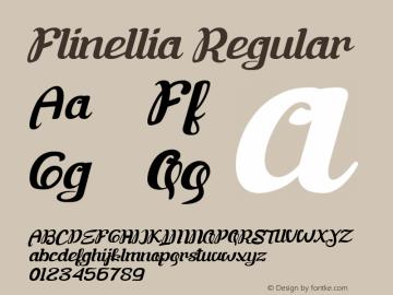 Flinellia Version 1.000图片样张