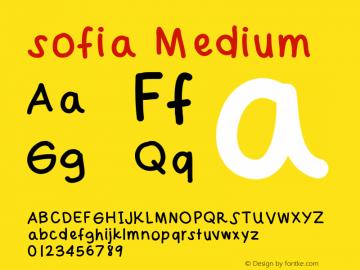 sofia Version 001.000图片样张