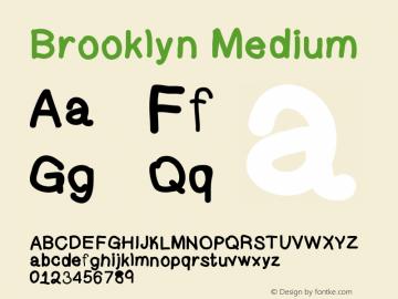 Brooklyn Version 001.000图片样张