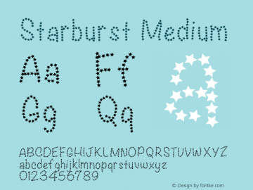 Starburst Version 001.000图片样张