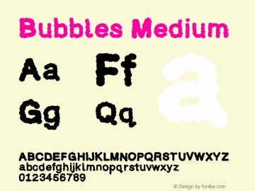 Bubbles Version 001.000图片样张