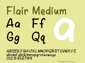 Flair Version 001.000图片样张