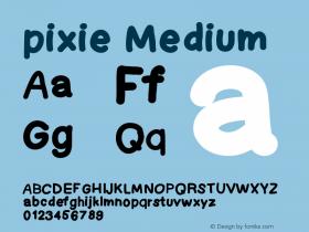 pixie Version 001.000图片样张