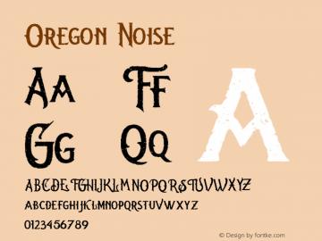 Oregon Noise Version 1.000图片样张