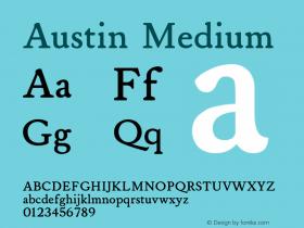 Austin Version 001.000图片样张