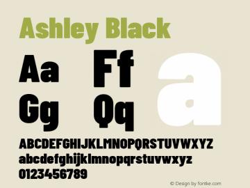 Ashley Black Version 1.101 November 20, 2017图片样张