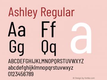 Ashley Version 1.101 November 20, 2017图片样张