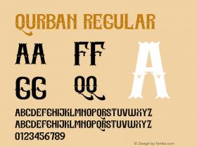 Qurban Regular Version 1.000图片样张