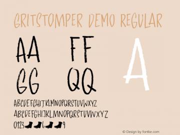 Gritstomper DEMO Regular Version 1.000图片样张