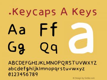 .Keycaps A Keys 10.5d23e8图片样张