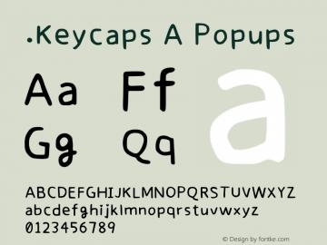 .Keycaps A Popups 10.5d23e8图片样张