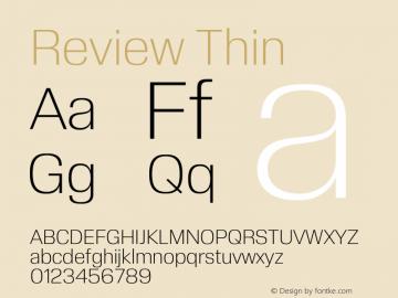 Review-Thin Version 1.001 2020   wf-rip DC20201005图片样张