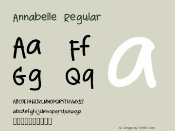 Annabelle 1.0图片样张