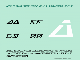 Nick Turbo Expanded ItLas Expanded ItLas 1图片样张