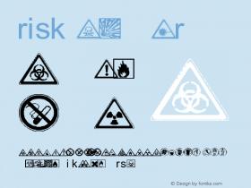risk Regular Version 1.00 September 25, 2004, initial release图片样张