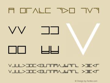 Nugsoth Regular OTF 1.000;PS 001.002;Core 1.0.29 Font Sample