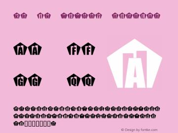 KR In Memory Regular Macromedia Fontographer 4.1 12/24/01 Font Sample