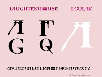 Slaughterhouse DEMO Regular OTF 1.000;PS 001.000;Core 1.0.29 Font Sample