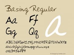 Basing Regular Altsys Metamorphosis:3/2/95图片样张