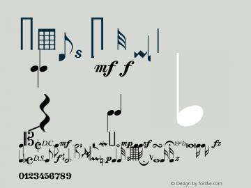 Notes Normal Altsys Fontographer 4.1 11/6/95 Font Sample