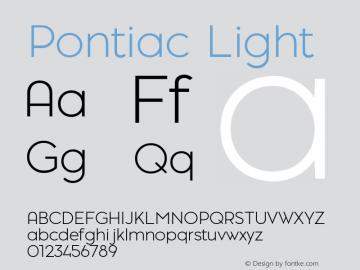 PontiacLight 1.000 | web-TT图片样张